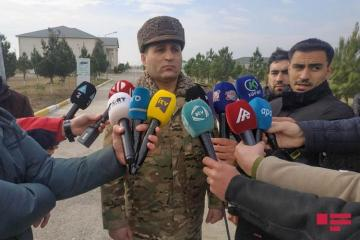 "General: ""Artillery units destroyed nearly 500 targets of enemy in the first day of war"""