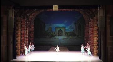 """Moskvada """"Yeddi gözəl"""" baleti nümayiş olunub - [color=red]FOTO[/color]"""
