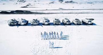 На Зимних учениях-2021 выполнены задачи с применением танков и гаубиц – [color=red]ВИДЕО[/color]