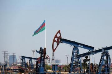 Цена азербайджанской нефти превысила $62