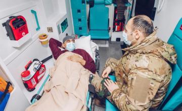 """Vətən müharibəsində ağır yaralanan üç qazi """"YAŞAT"""" Fondu tərəfindən Türkiyəyə müalicəyə göndərilib"""