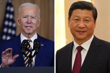 ABŞ prezidenti ilə ÇXR-in sədri arasında ilk telefon danışığı olub - [color=red]YENİLƏNİB[/color]