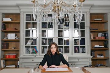 Мехрибан Алиева: Многие азербайджанские женщины внесли большой вклад в науку