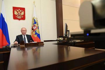 Putin Azərbaycan əsilli iş adamını mükafatlandırıb