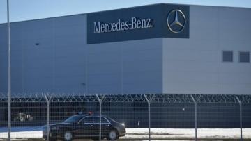 Mercedes отзывает более миллиона машин из-за неисправности