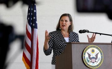 Байден выдвинул Нуланд на пост замгоссекретаря США