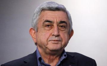 Серж Саргсян признал, что Гянджа и другие города обстреливались целенаправленно