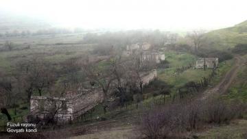 Füzulinin Govşatlı kəndinin [color=red]GÖRÜNTÜLƏRİ[/color]
