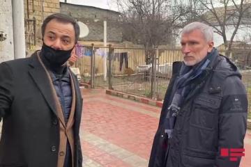 Российский депутат встретился в Барде с отцом шехида