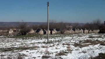 Zəngilanın Birinci Alıbəyli kəndi - [color=red]VİDEO[/color]