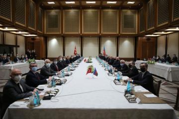 Обнародованы подписанные в Анкаре между Турцией и Азербайджаном документы