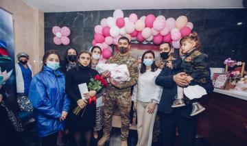 Фонд «YAŞAT»: На имя детей еще двух шехидов будет открыт счет на 5000 AZN