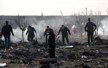 İran Ukrayna təyyarəsinin vurulması ilə bağlı istintaqı başa çatdırıb