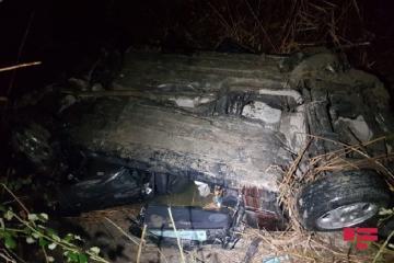 В Уджаре автомобиль упал в канал: погибли три человека - [color=red]ФОТО[/color] - [color=red]ОБНОВЛЕНО[/color]
