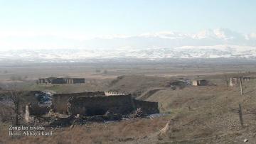 Село Икинджи Алыбейли Зангиланского района - [color=red]ВИДЕО[/color]