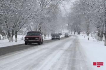 Sabah hava küləkli olacaq, dağlıq və dağətəyi rayonlarda yollar buz bağlayacaq