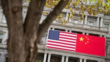 В Китае заявили о намерении восстанавливать диалог с США