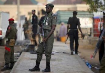 Nigeriyada seçki günü MSK-ya məxsus maşını minaya düşüb, 7 nəfər ölüb