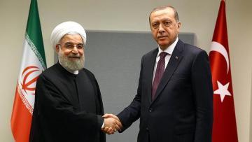 Эрдоган и Рухани обсудили сотрудничество