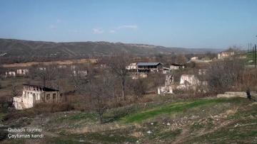Село Чайтумас Губадлинского района - [color=red]ВИДЕО[/color]