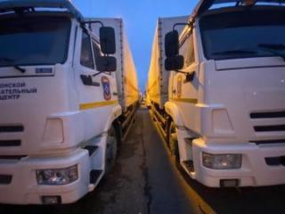 Обнародован объем гумпомощи, направленной РФ в Карабах до сегодняшнего дня