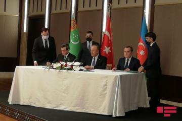 В Ашхабаде состоится саммит Турция-Азербайджан-Туркменистан на высоком уровне