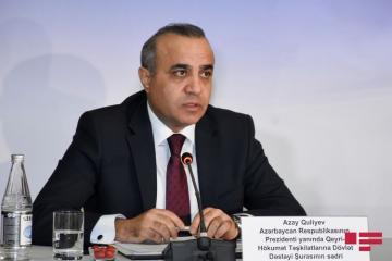 Азай Гулиев: Задержанные 62 армянских диверсанта являются не военнопленными, а террористами