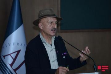 Реза Дегати: Не могу забыть то, что видел во время Карабахской войны