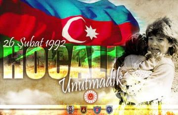 Минобороны Турции поделилось публикацией в связи с Ходжалинским геноцидом