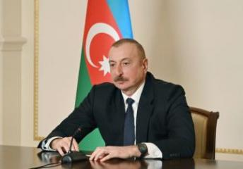 Президент Ильхам Алиев: После апрельских боев Саргсян попросил две недели, чтобы убраться с этих территорий