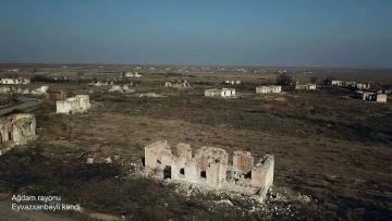 Село Эйвазханбейли Агдамского района - [color=red]ВИДЕО[/color]