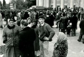 DTK-nın ermənilərlə birlikdə törətdiyi Sumqayıt hadisələrindən 33 il keçir