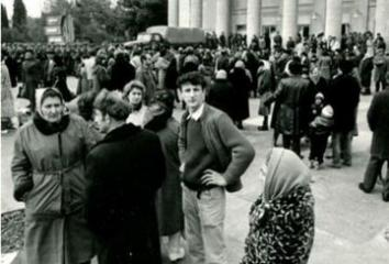 Прошло 33 года со дня сумгайытских событий