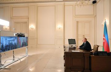 Президент Азербайджана: Считаю, что Агдам может быть полностью восстановлен в течение 2-3 лет