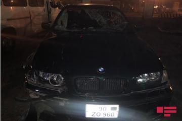 Sumqayıtda avtomobilin vurduğu piyada xəstəxanada ölüb