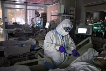 Rusiyada sutka ərzində 536 nəfər koronavirusdan ölüb