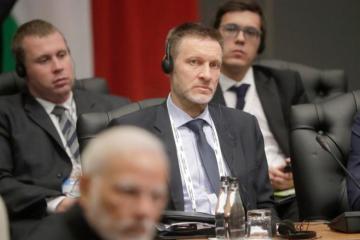 Путин сменил главу делегации РФ на переговорах по Каспию