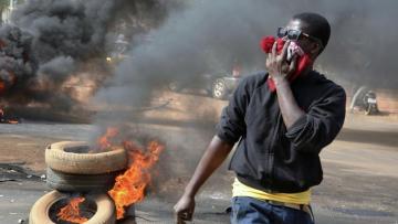 В Нигере 58 человек погибли при вооруженном нападении