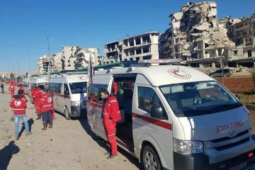 Suriyada terrorçuların avtobuslara hücumu nəticəsində 9 nəfər öldürülüb - [color=red]YENİLƏNİB[/color]