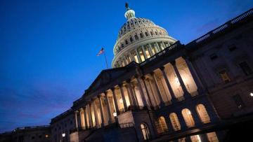 Новый состав конгресса США приступил к работе