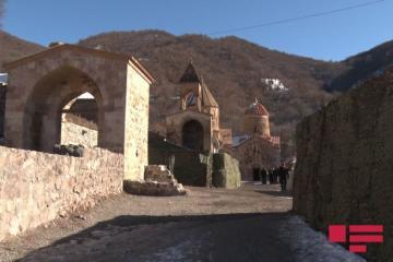 В волшебном мире: Удивительный монастырь Худавенг, который хотели присвоить себе армяне – [color=red]РЕПОРТАЖ – ФОТО[/color]  - [color=red]ВИДЕО[/color]