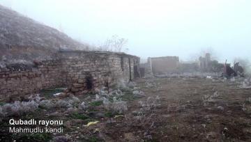 Qubadlının Mahmudlu kəndinin [color=red]GÖRÜNTÜLƏRİ[/color]