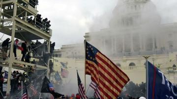 ABŞ Konqresində atışma nəticəsində azı 5 nəfər yaralanıb