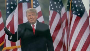 Трамп назвал дату прихода администрации Байдена к власти