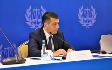 Азербайджанец избран главой одной из авторитетных международных организаций в сфере юстиции - [color=red]ФОТО[/color]