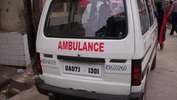При пожаре в индийской больнице погибли по меньшей мере десять детей
