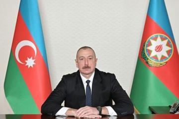 Президент Ильхам Алиев: Предусмотрено строительство железной дороги Физули-Шуша