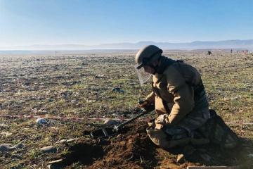 Минобороны Турции: Наши военнослужащие участвуют в операциях по разминированию в Карабахе – [color=red]ФОТО[/color]