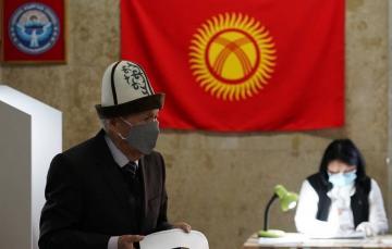 Qırğız Respublikasında prezident seçkiləri və referendumda səsvermə başa çatıb - [color=red]YENİLƏNİB[/color]