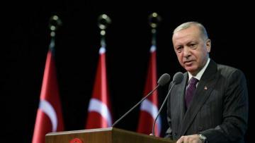 Эрдоган провел переговоры с главой Европейской комиссии